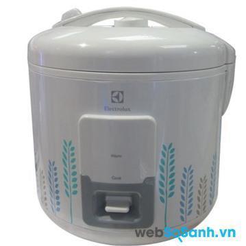 Nồi cơm điện Electrolux ERC2101 (ERC-2101) - 1.8 lít
