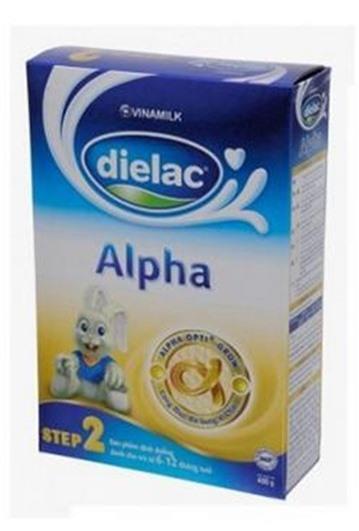 Giá sữa bột Dielac cập nhật tháng 6