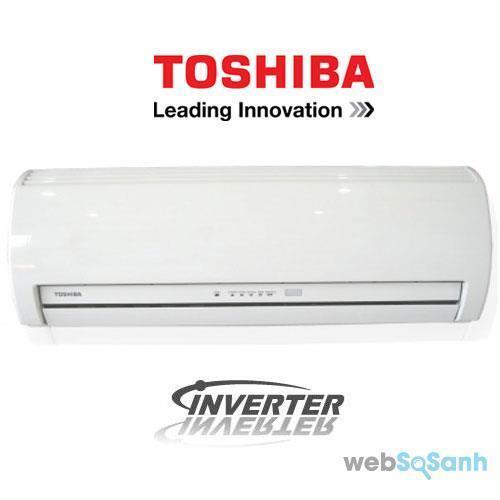 Điều hòa Toshiba tiết kiệm điện