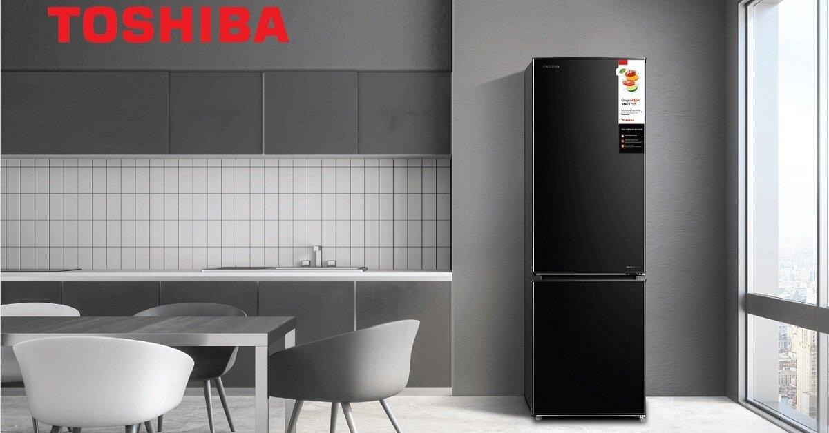 Vì sao nên chọn mua tủ lạnh Toshiba inverter cho gia đình?