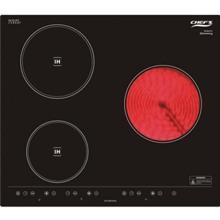 Đánh giá bếp điện từ Chefs EH-MIX54A: Thiết kế bếp từ và hồng ngoại tiện dụng