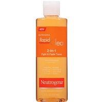 Review nước hoa hồng cho da mụn Neutrogena Rapid Clear 2 in 1