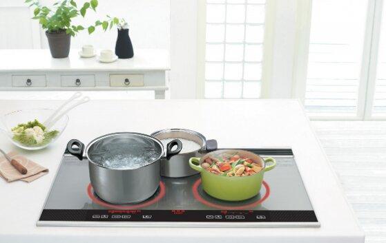 8 bếp điện từ của Nhật siêu tiết kiệm điện độ bền cao giá từ 4tr