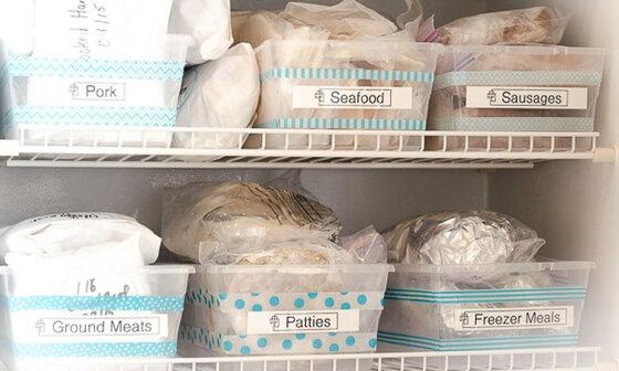 8 cách sắp xếp thực phẩm cho một chiếc tủ lạnh nhỏ