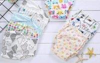 8 loại bỉm vải loại tốt nhất hiện nay khô thoáng chống hăm cho bé