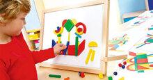 8 loại đồ chơi mà bạn nên mua để giúp bé phát triển tư duy
