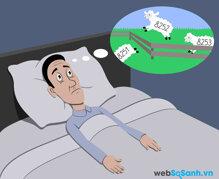 8 loại thực phẩm đánh bay chứng khó ngủ