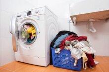 8 lỗi thường gặp khi sử dụng máy giặt sấy và những tác hại khủng khiếp