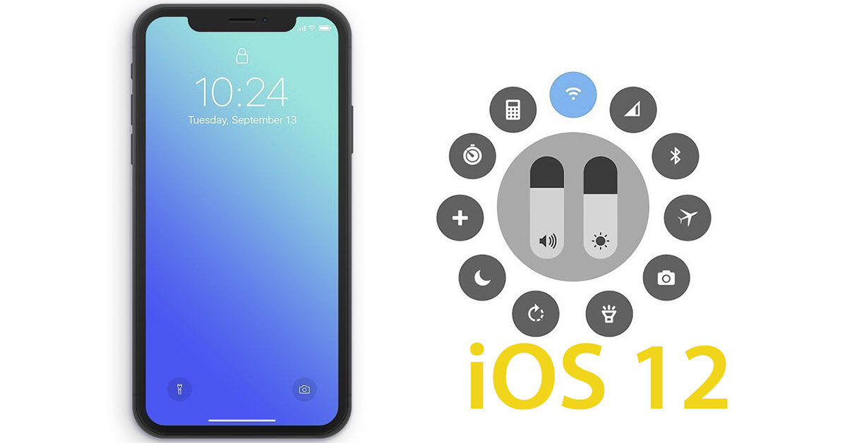 8 lý do bạn nên nâng cấp lên hệ điều hành iOS 12 ngay hôm nay