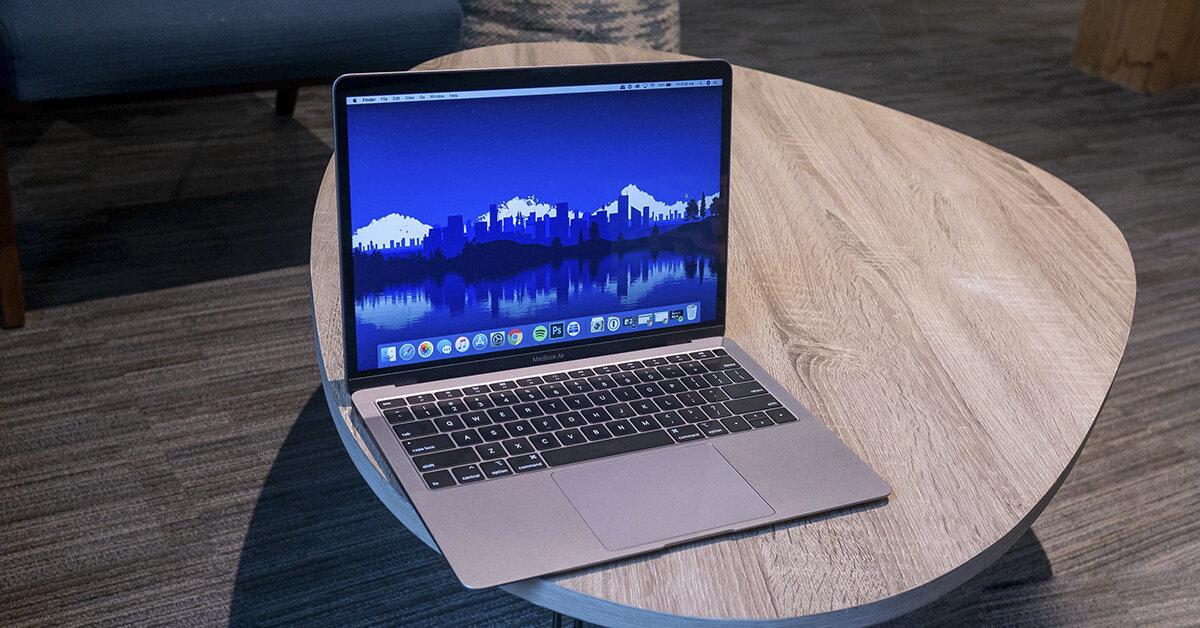 8 lý do Macbook Air 2018 đáng mua hơn nhiều so với những thế hệ Mac Air trước kia