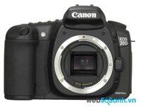 8 mẫu máy ảnh DSLR giá rẻ dưới 10 triệu đồng của Canon