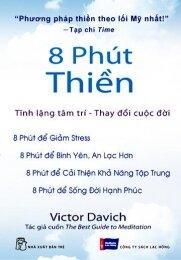 8 Phút Thiền - Giúp bạn tập thiền dễ như học A-B-C