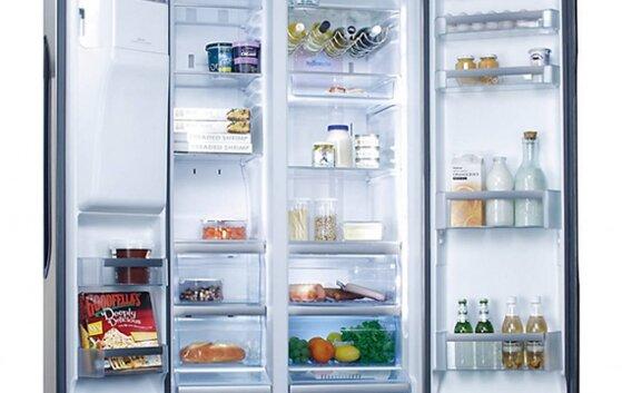 8 tủ lạnh Panasonic side by side với 7 tính năng mới ưu việt