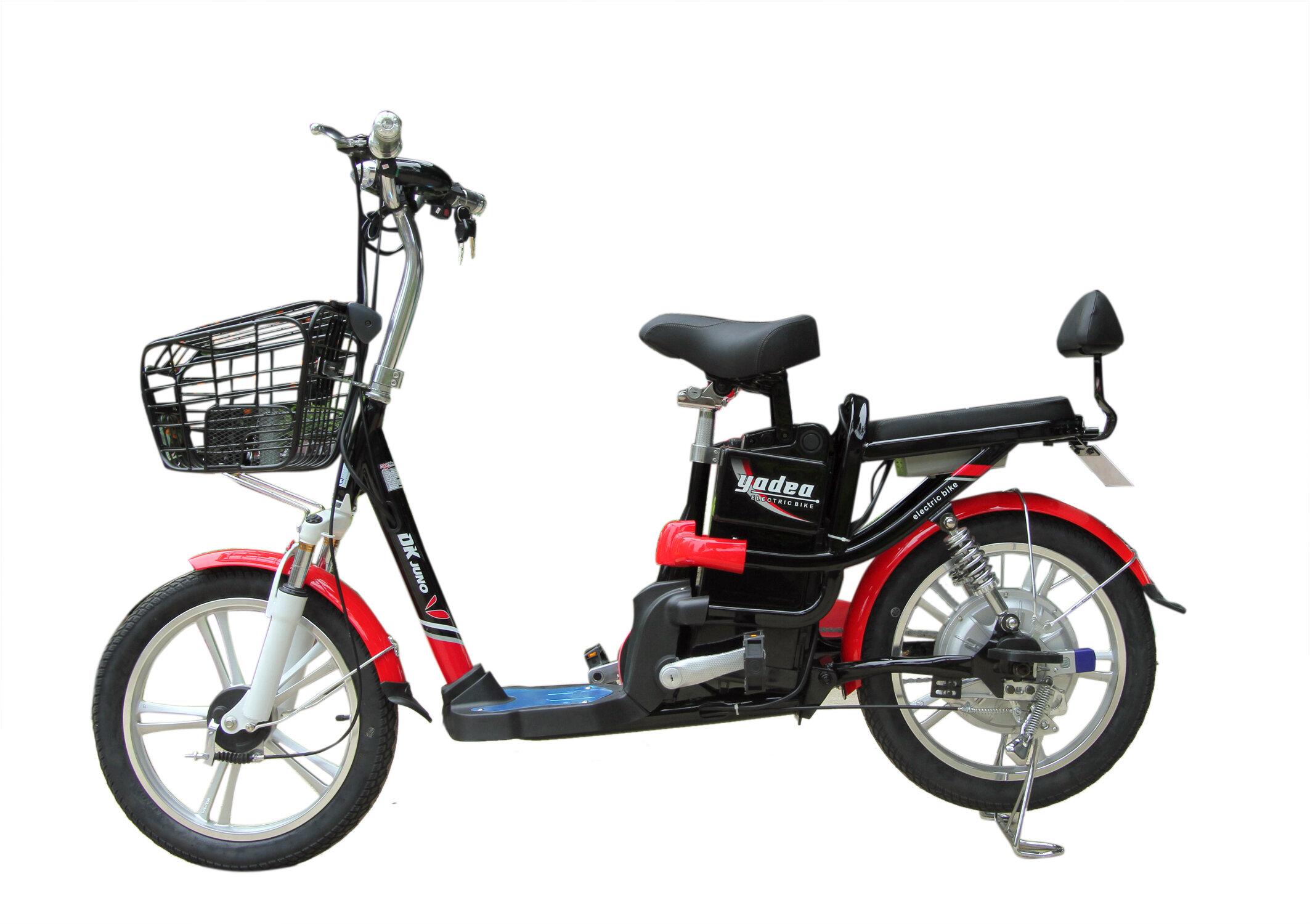Xe đạp điện kích thước nhỏ gọn, phù hợp cho học sinh