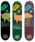 Top 6 thương hiệu sản xuất tấm ván trượt skateboard tốt nhất
