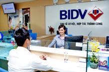 Điều kiện vay tiêu dùng tín chấp ngân hàng BIDV