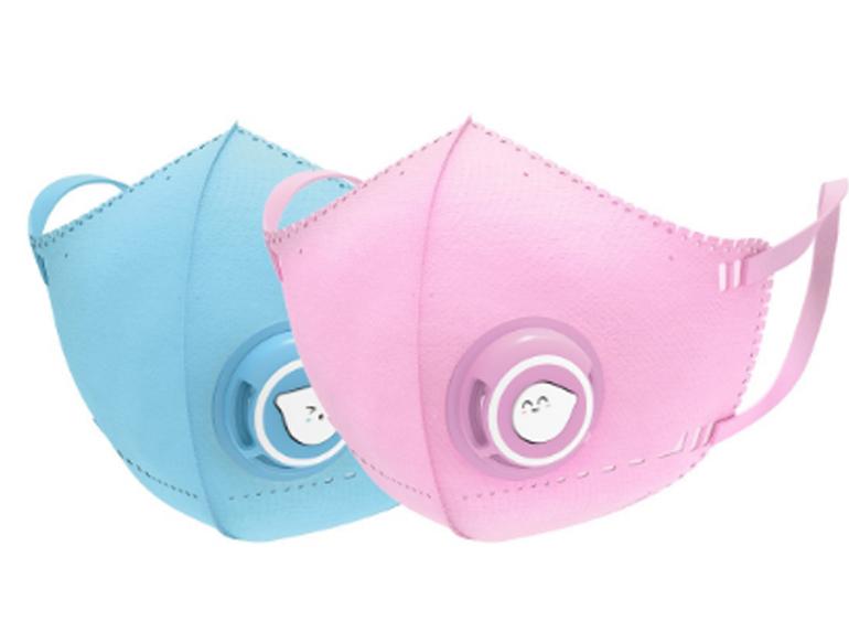 Khẩu trang chống sương mù lọc bụi cho trẻ em Airpop