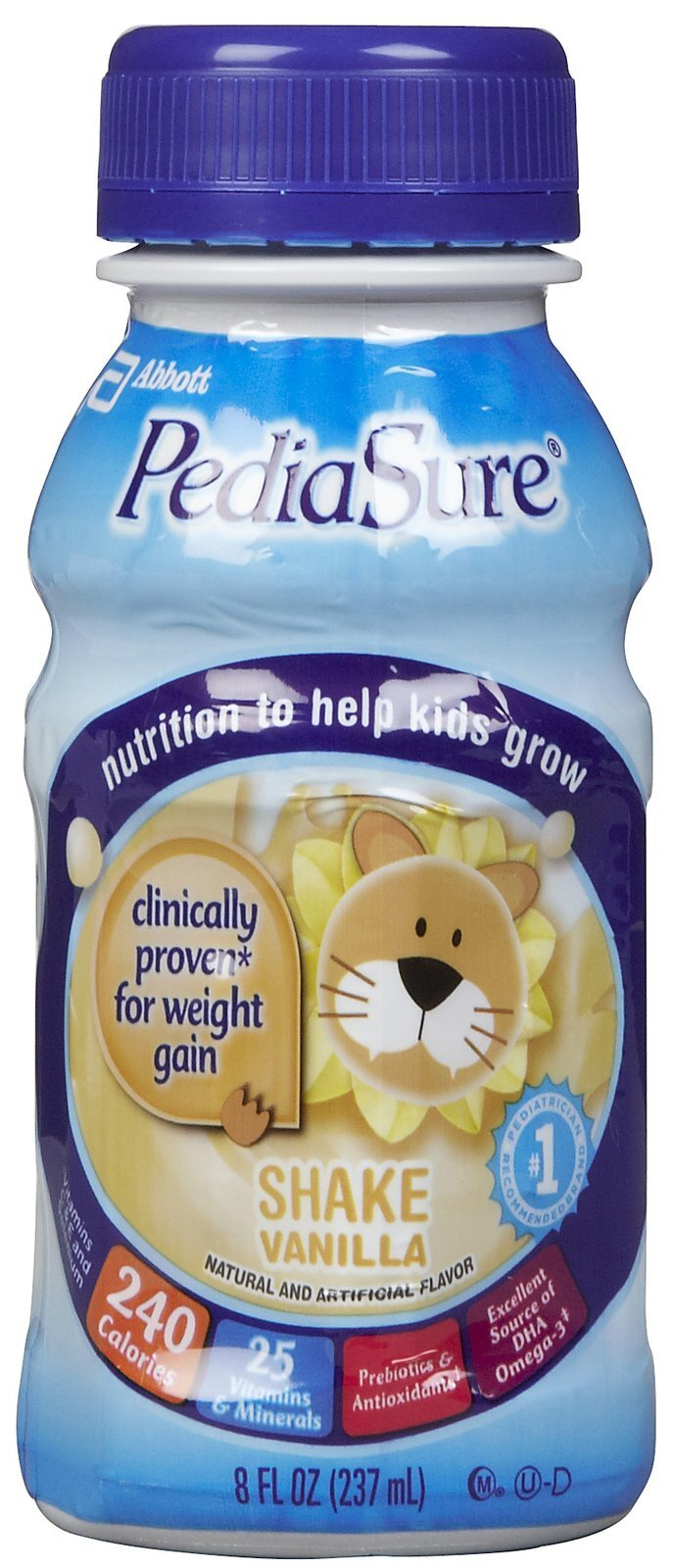 Sữa Perdiasure nước Pediasure Grow and Gain - 237ml