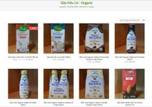 Chọn mua sữa hữu cơ nhập khẩu loại nào tốt nhất?