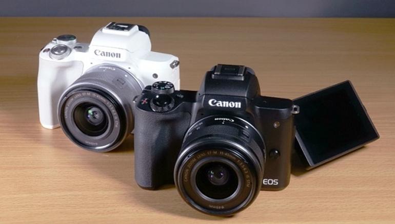 máy ảnh mirrorless