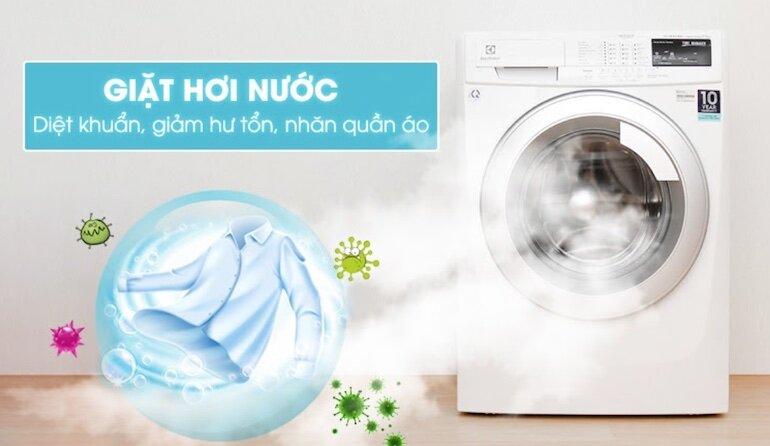 Công nghệ giặt chất lượng cao của Electrolux EWF10744