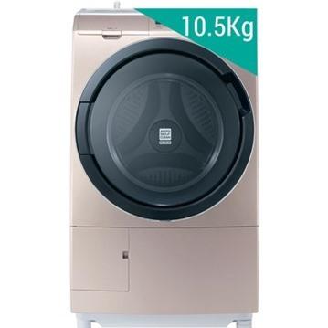 Máy giặt Hitachi BD-S5500 - Lồng ngang, 10.5 Kg, Màu N