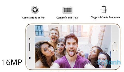 điện thoại chuyên selfie oppo f1s