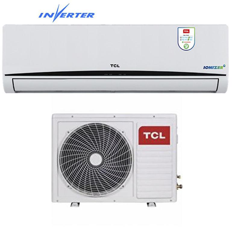 Điều hòa Inverter TCL RVSC12KEI thiết kế đơn giản nhưng hiệu quả, cùng với đó là khả năng tiết kiệm rất tốt khi sử dụng