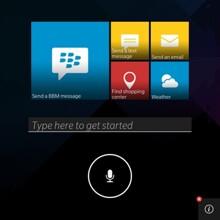 """BlackBerry chính thức giới thiệu """"trợ lý ảo"""" giọng nói cho smartphone"""
