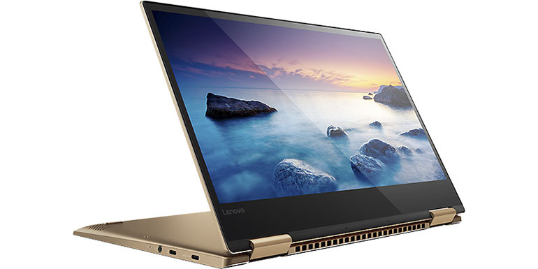 Máy tính - LaptopLaptop Lenovo Yoga 520 14IKBR phong cách gập màn hình đẳng cấp, bộ xử lý core i5 giúp máy vận hành mượt mà