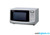 So sánh lò vi sóng cơ Sharp R-248J và Samsung MW71E