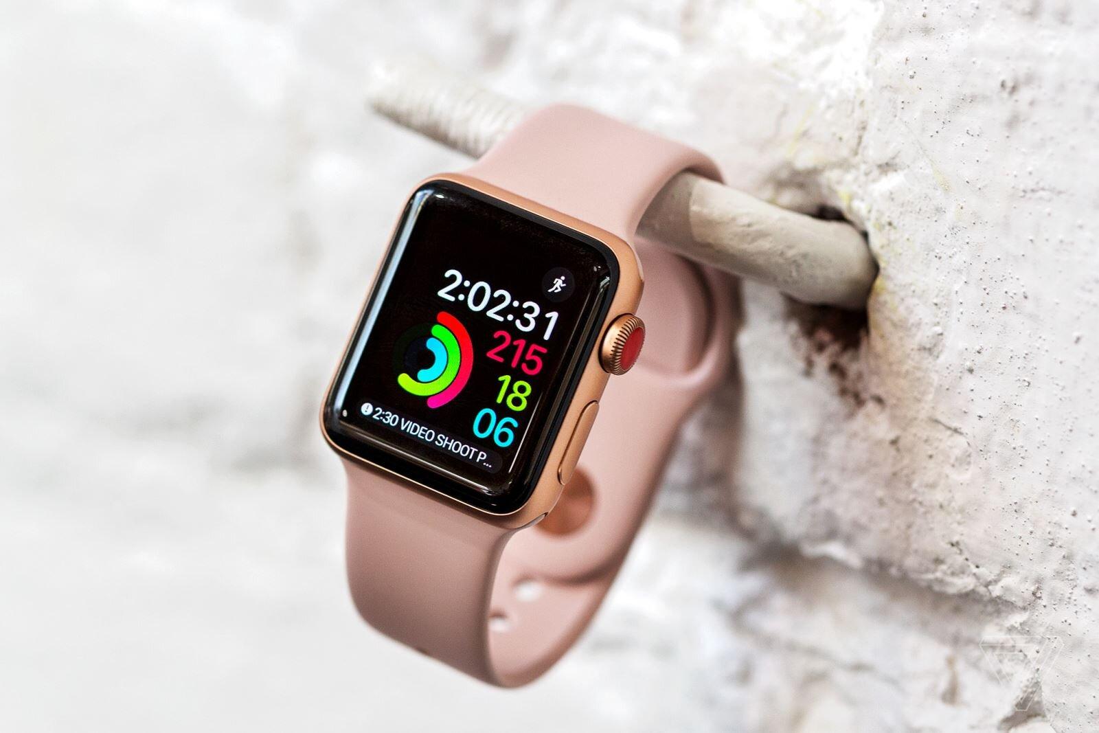 Mua Apple Watch chính hãng