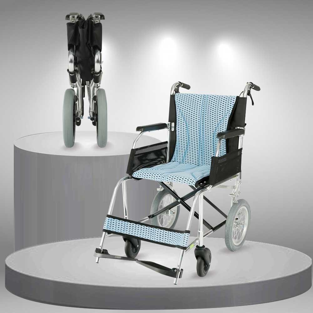 Các loại xe lăn có thể dễ dàng gấp gọn và mang theo khi đi du lịch