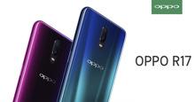 Sau Oppo F9 thì Oppo R17 ấn định ngày ra mắt – Điểm nhấn cảm biến vân tay dưới màn hình
