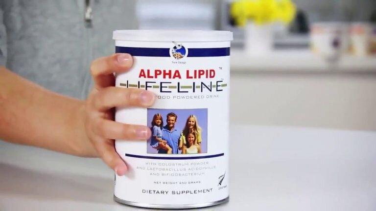 Cách dùng sữa non Alpha Lipid cho bé, bà bầu và người già
