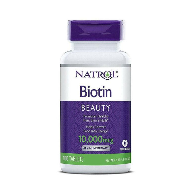 thuốc cho tóc Biotin