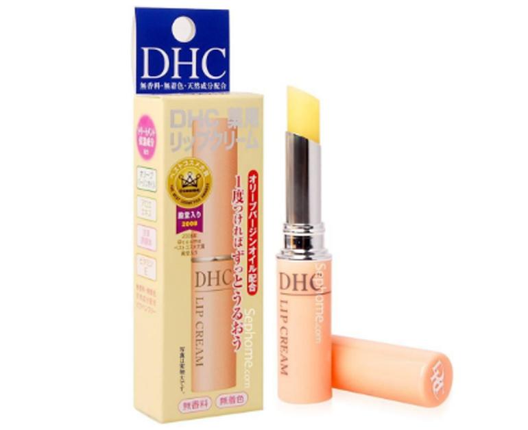 Son dưỡng môiDHC Lip Cream