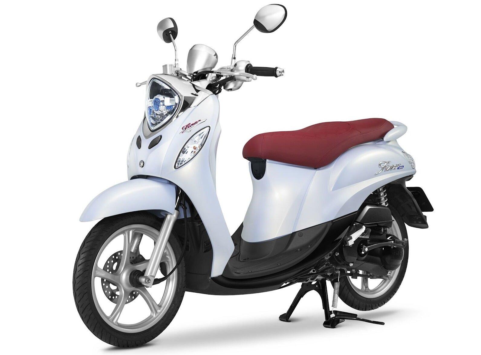Yamaha Fino thiết kế cá tính phù hợp cho cả nam và nữ