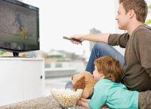 Màn hình tivi bị nóng bất thường, nguyên nhân do đâu?