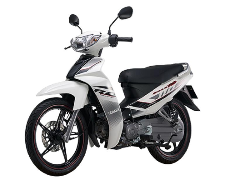 các màu sắc xe máy Yamaha Sirius 2018