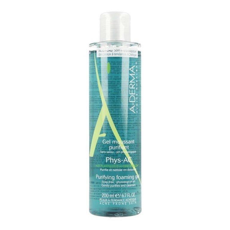 Giới thiệu về thương hiệu gel rửa mặt Aderma