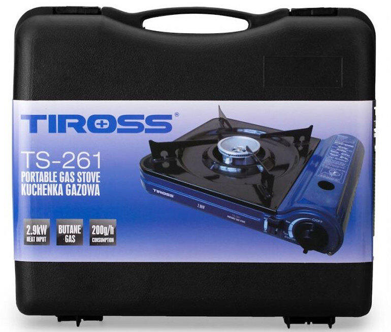 Bếp ga mini Tiross TS261