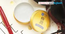 Review sáp thạch dưỡng ẩm tối ưu Hada Labo Gokujyun Premium Balm 25g
