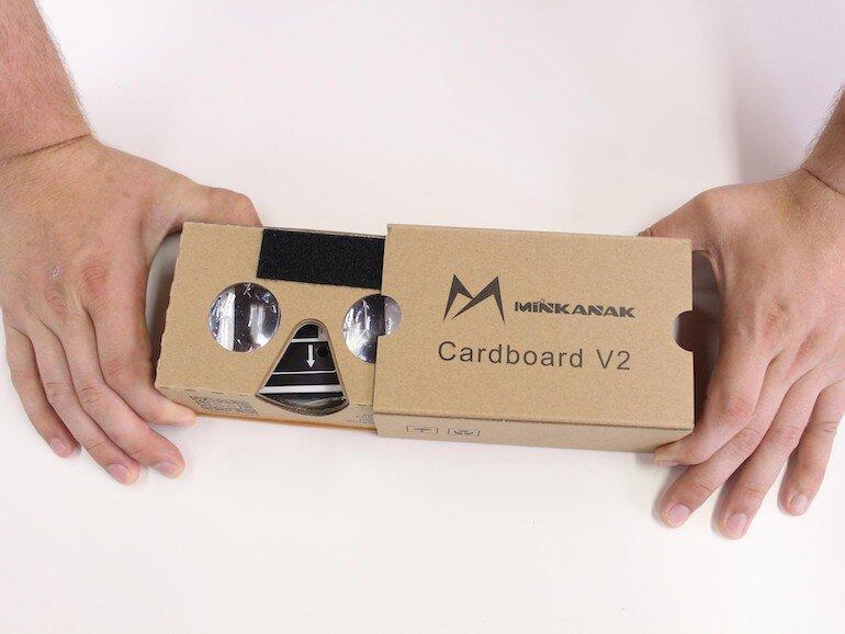 Cách làm kính 3d thực tế ảo