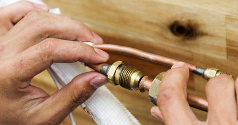 Ống đồng là gì ? Khi đổi trả điều hòa máy lạnh có phải đổi ống đồng không ?