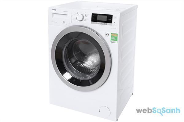 Máy giặt inverter giá rẻ Beko 8 kg WTV 8634 XS0