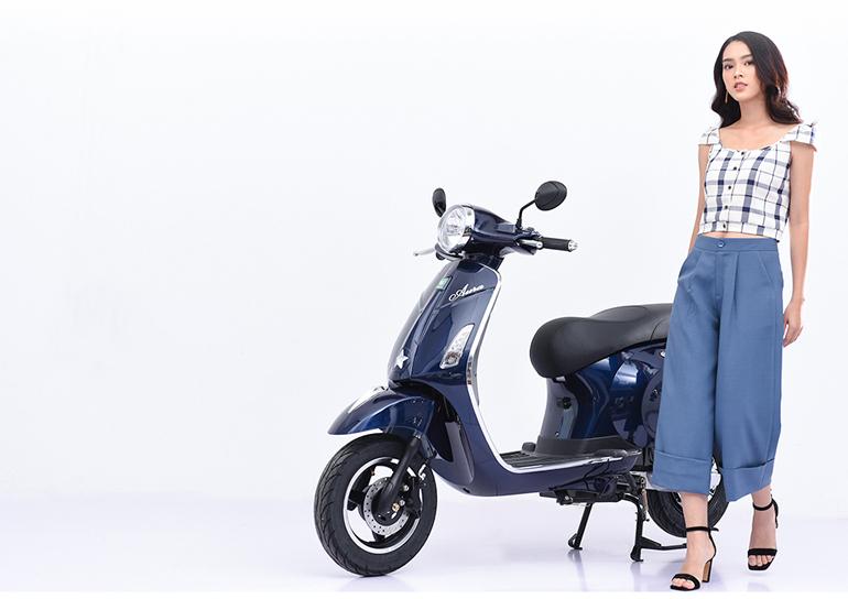 Xe máy điện Pega mới nhất năm 2019
