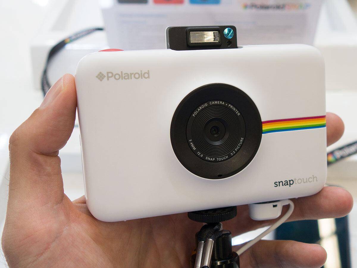 Một trong những chiếc máy ảnh chụp lấy ngay của Polaroid