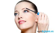 9 bước để có một đôi mắt sắc sảo với mascara