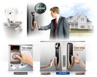 9 khóa cửa điện tử điều khiển từ xa tốt nhất bằng remote, điện thoại